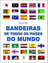 Livro - Bandeiras de todos os países do mundo -