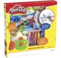 Livro Banho Divertido Dtc Play-doh 3939 -