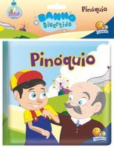 Livro - Banho divertido II: Pinóquio -
