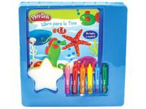 Livro Banho Divertido Play-Doh - DTC -
