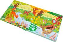 Livro - Barulhinhos do bosque: toque, brinque e escute! -