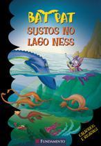 Livro - Bat Pat - Sustos No Lago Ness! -