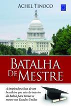 Livro - Batalha de Mestre -