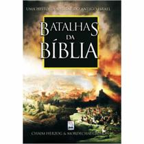 Livro Batalhas da Bíblia  Chain Herzog - Bvbooks