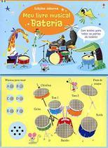 Livro - Bateria: meu livro musical -