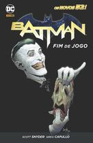 Livro - Batman: Fim De Jogo -