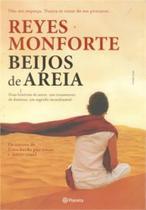 Livro - Beijos de areia -
