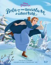 Livro - Bela em uma aventura de inverno -