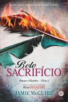 Livro - Belo sacrifício (Vol. 3 Irmãos Maddox) -