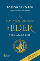 Livro - Bem-aventuranças do líder - A jornada do herói