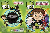 Livro - Ben 10 - Aventuras de outro mundo -