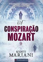 Livro - Ben Hope 02 - A Conspiração Mozart -