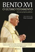 Livro - Bento XVI - O último Testamento -