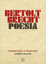 Livro - Bertolt Brecht: Poesia -