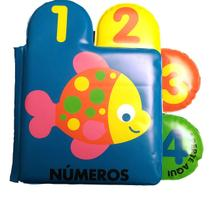 Livro - Bi bi banho - Números -