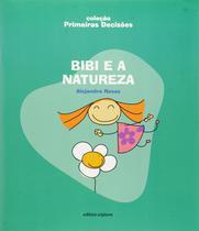 Livro - Bibi e a natureza -