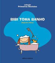 Livro - Bibi toma banho -