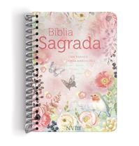 Livro - Bíblia Anote NVI grande - Capa clássica virtuosa -