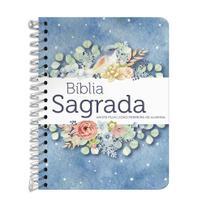Livro - Bíblia anote plus RC - Capa pontos de luz -