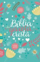 Livro - Bíblia da Garota Cristã, NTLH, Tecido -