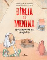 Livro - Bíblia da Menina -