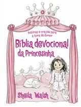 Livro - Bíblia devocional da princesinha -