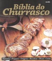 Livro - Bíblia do churrasco -