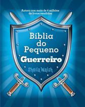 Livro - Bíblia do pequeno guerreiro -