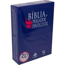 Livro - Bíblia do Pregador Pentecostal com índice -