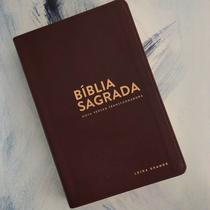 Livro - 'Bíblia NVT - LG (Letra grande) -
