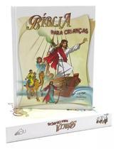 Livro Bíblia para Crianças Católica Canção Nova -
