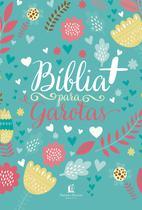 Livro - Bíblia + para garotas - Capa tecido -