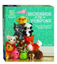 Livro - Bichinhos de pompons -