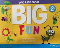 Livro - Big Fun 2 Workbook With Audio Cd -