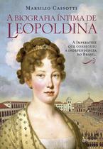 Livro - Biografia íntima de Leopoldina -