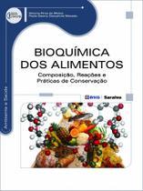 Livro - Bioquímica dos alimentos -