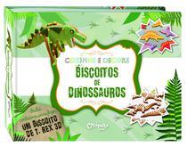 Livro - Biscoitos de dinossauros -