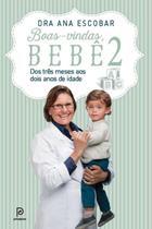 Livro - Boas-vindas, bebê 2 -