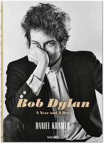 Livro - Bob Dylan - A year and a day -