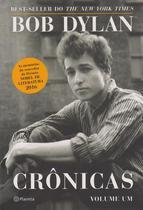 Livro - Bob Dylan - Crônicas 2º edição -