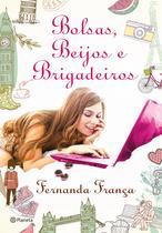 Livro - Bolsas, Beijos e Brigadeiros -