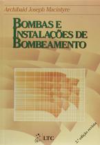Livro - Bombas e Instalações de Bombeamento -
