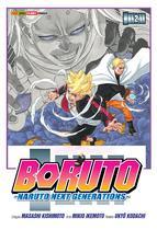 Livro - Boruto: Naruto Next Generations Vol. 2 -