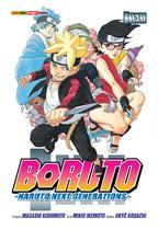 Livro - Boruto: Naruto Next Generations Vol. 3 -