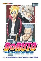 Livro - Boruto: Naruto Next Generations Vol. 6 -