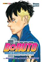 Livro - Boruto: Naruto Next Generations Vol. 7 -