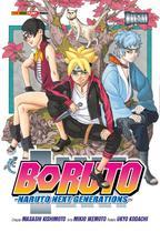Livro - Boruto: Naruto Next Generations - Volume 01 -