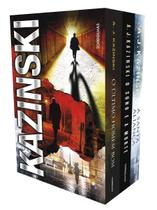 Livro - Box A. J Kazinski -