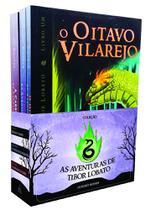 Livro - Box Aventuras De Tibor Lobato -