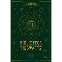 Livro - Box Biblioteca Hogwarts -